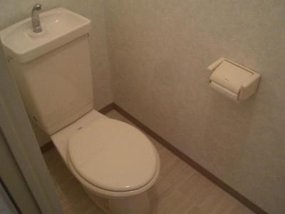 【トイレ】サンパレス都島