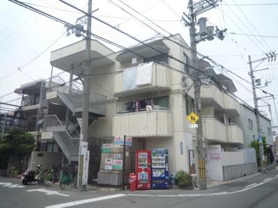 【外観】ハッピーヒルズ梶町