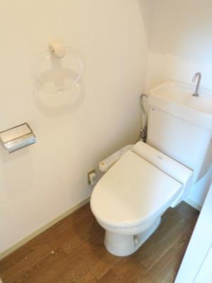 【トイレ】ラ・モアレ