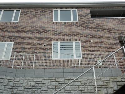【外観】さいたま市緑区三室/未公開/一戸建て/外壁総レンガ張り