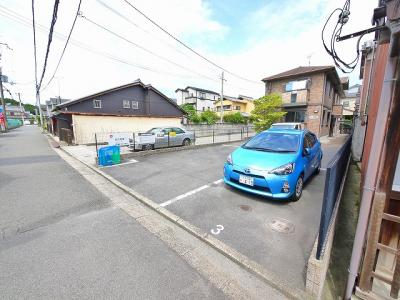 【駐車場】セジュール笹鉾