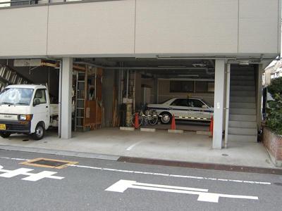【外観】塚田駐車場