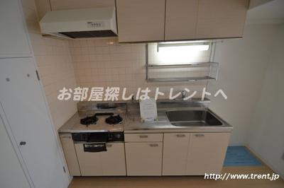 【キッチン】メゾン淀橋