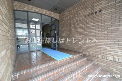 【エントランス】メゾン淀橋