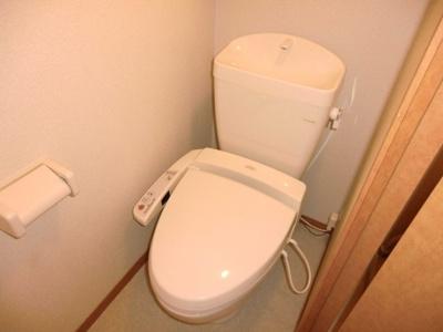 【トイレ】レオパレスNISHIITAMI