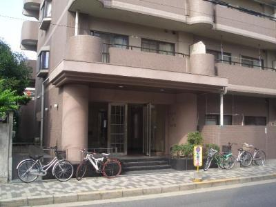 【エントランス】メゾン・ド・ソレイユ