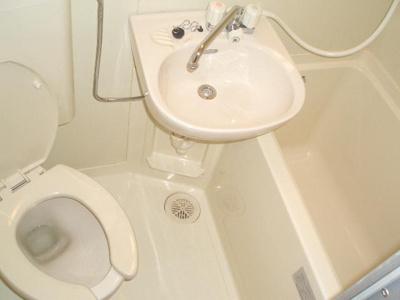 【浴室】メゾンマルシェアン