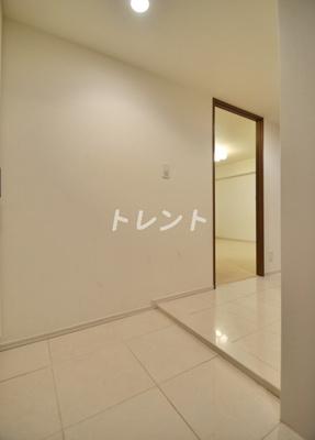 【玄関】パークレーン渋谷本町
