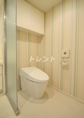 【トイレ】パークレーン渋谷本町