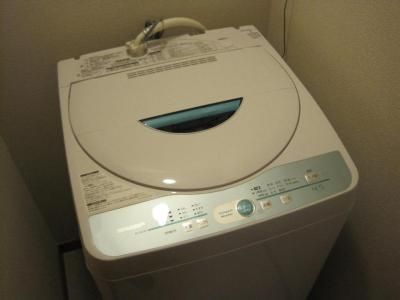 【浴室】レオパレスリンネル