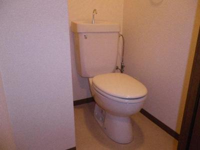 【トイレ】リーガル都島