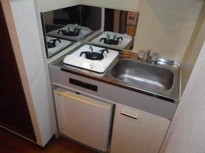 【キッチン】リーガル都島