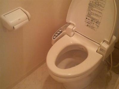 【トイレ】プリマ・ヴェリーレ