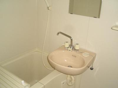 【浴室】アンゴロパラッツオ