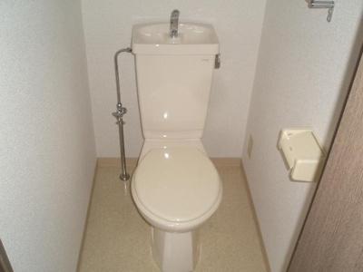 【トイレ】アンゴロパラッツオ