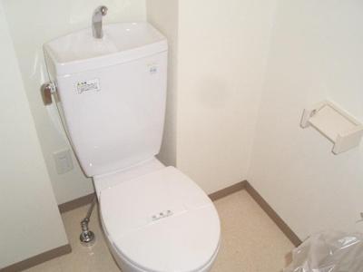 【トイレ】インベスト北梅田
