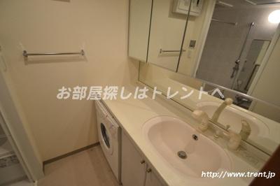 【独立洗面台】ドメイン東新宿
