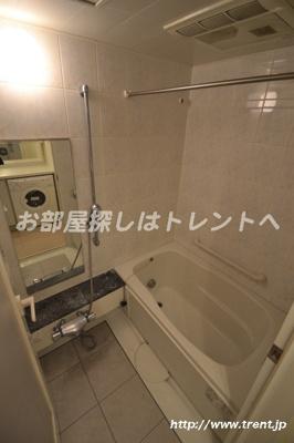 【浴室】ドメイン東新宿