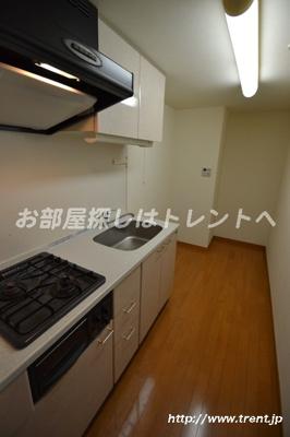 【キッチン】ドメイン東新宿