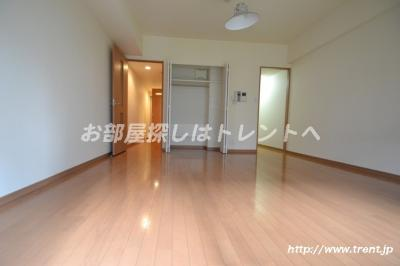 【寝室】ドメイン東新宿