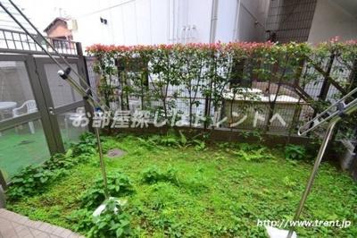 【庭】ドメイン東新宿