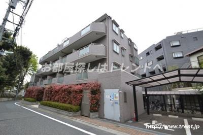 【外観】ドメイン東新宿