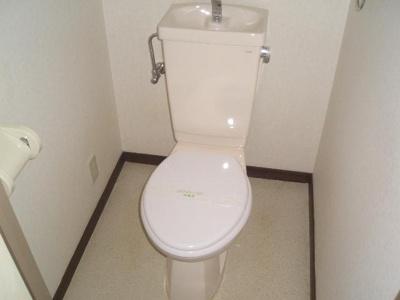 【トイレ】ヴィラージ本庄