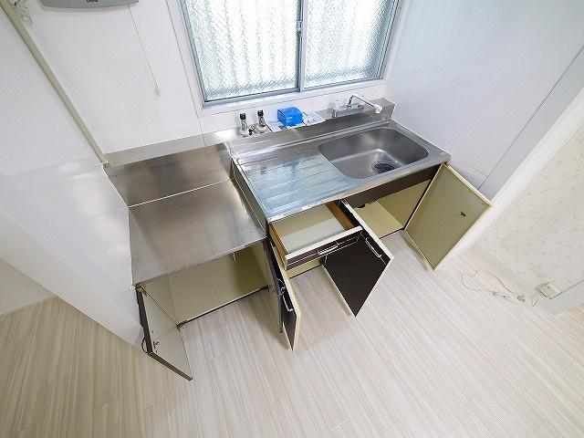 【キッチン】第2中村ビル