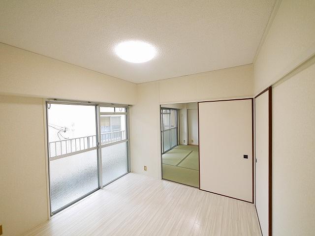 【洋室】第2中村ビル