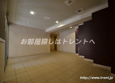 【エントランス】プレールドゥーク北新宿