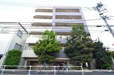 【外観】プレールドゥーク北新宿