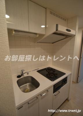 【キッチン】プレールドゥーク北新宿