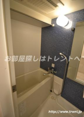 【浴室】プレールドゥーク北新宿