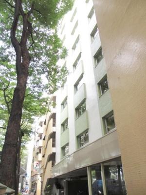 【外観】ライオンズマンション松原