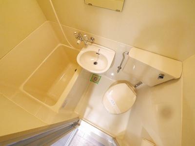 【浴室】カルム学園前