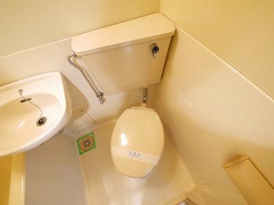 【トイレ】カルム学園前
