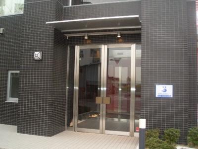 【エントランス】リバープレイス梅田北