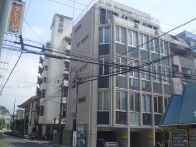 【外観】ハーミッツセル天神橋