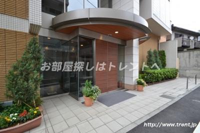 【外観】フォレストタウン参宮橋