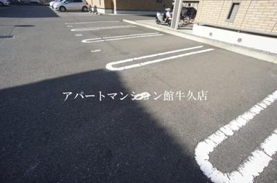 【駐車場】グランシャリオみどりⅢ