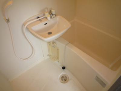 【浴室】ハイツオークス