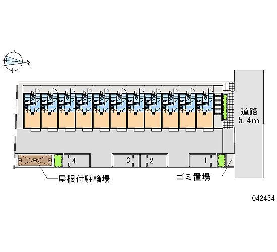 【区画図】カンパーナ