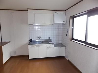 【キッチン】メゾンコスモス