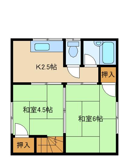 長田天神アパート