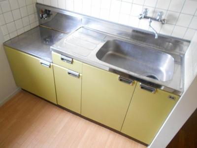 【キッチン】テラス137