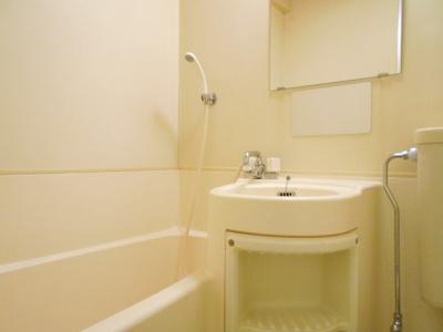 【浴室】ドエル市川弐番館