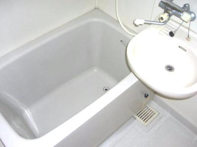 【浴室】コートパーシモンズ