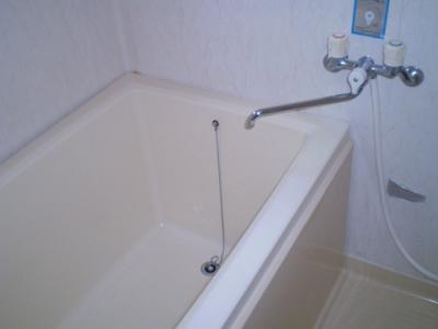 【浴室】石橋ハイツB棟