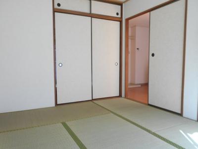 【和室】ライトコート国府台Ⅰ