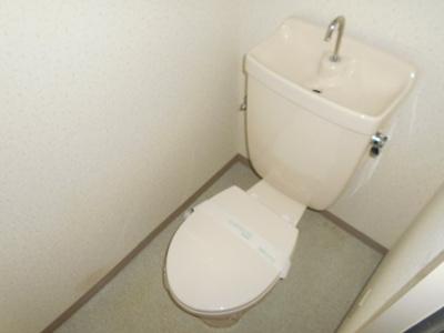 【トイレ】ライトコート国府台Ⅰ